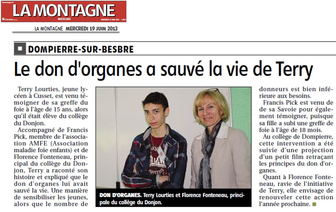 Article la Montagne 19-06-13 (1)